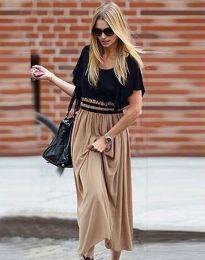 Šaty - kód 2534 - viacfarebné