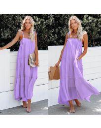 Šaty - kód 551 - fialová
