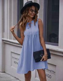 Šaty - kód 0286 - svetlo modrá
