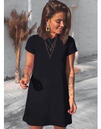 Šaty - kód 2299 - čierná