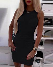 Šaty - kód 9560 - čierná