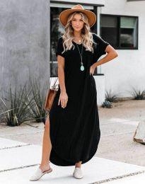 Šaty - kód 3254 - 1 - čierná