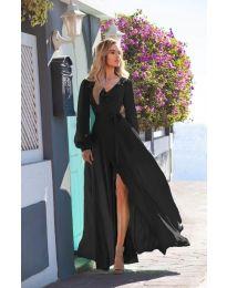 Šaty - kód 8477 - čierná