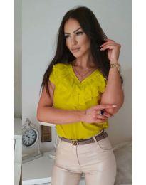 Tričko - kód 388 - žltá