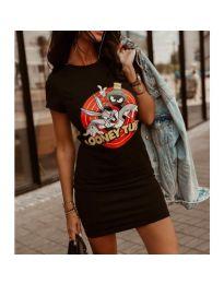 Šaty - kód 0303 - 1 - čierná