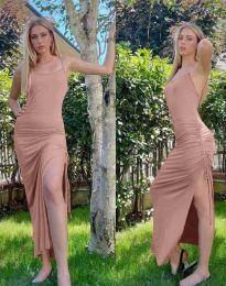 Šaty - kód 7858 - ružová