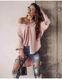 Košeľa - kód 2300 - ružová