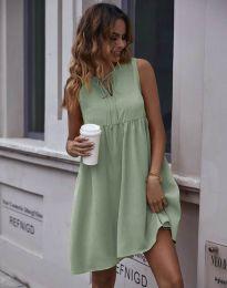 Šaty - kód 0286 - mentolová