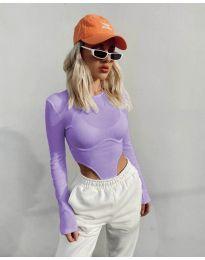 Body - kód 3322 - 3 - fialová