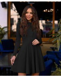 Šaty - kód 2320 - čierná