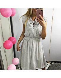 Šaty - kód 701 - biela