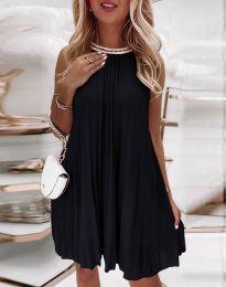 Šaty - kód 0889 - čierná