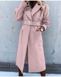Kabát - kód 423 - ružová