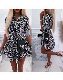 Šaty - kód 841 - 2 - farebná