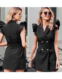Šaty - kód 311 - čierná
