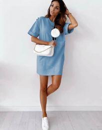 Šaty - kód 2231 - modrá