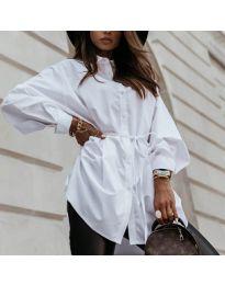 Košeľa - kód 2289 - biela