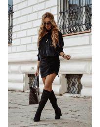 Šaty - kód 8987 - čierná