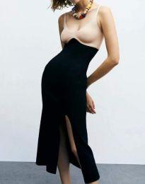 Šaty - kód 1036 - čierná