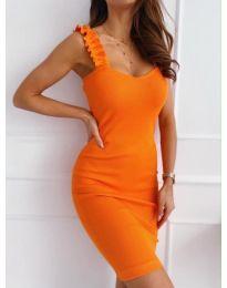 Šaty - kód 029 - оranžová