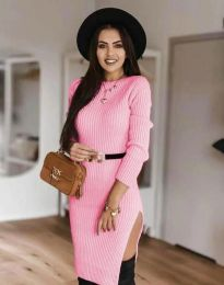 Šaty - kód 0956 - ružová