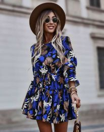 Šaty - kód 2983 - farebná
