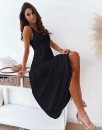 Šaty - kód 4807 - čierná
