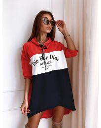 Šaty - kód 9090-3 - farebná