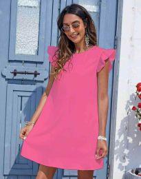 Šaty - kód 6261 - ružová
