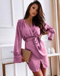 Šaty - kód 2741 - fialová