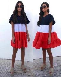 Šaty - kód 1039 - 1 - viacfarebné