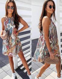 Šaty - kód 3859 - 1 - květinové
