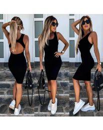 Šaty - kód 692 - čierná
