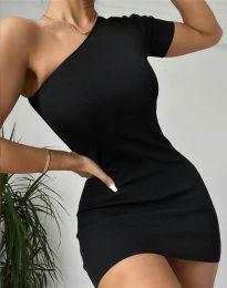 Šaty - kód 2419 - čierná