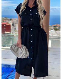 Šaty - kód 0014 - čierná