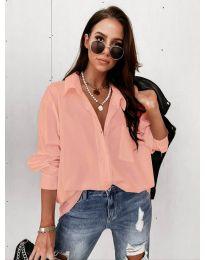 Košeľa - kód 8304 - ružová