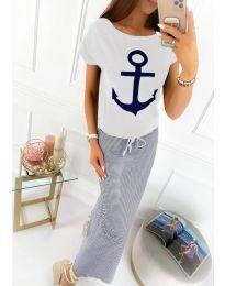 Šaty - kód 6010 - viacfarebné