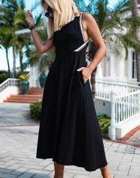 Šaty - kód 70511 - 1 - čierná
