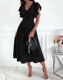 Šaty - kód 1557 - čierná