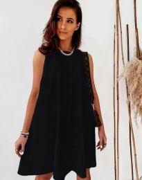 Šaty - kód 9862 - čierná