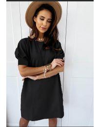 Šaty - kód 9868 - čierná