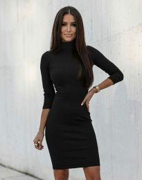Šaty - kód 3491 - čierná