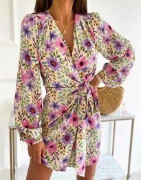 Šaty - kód 1433 - viacfarebné