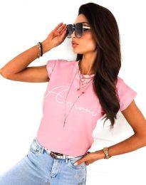 Tričko - kód 2517 - ružová