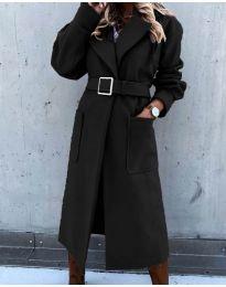 Kabát - kód 423 - čierná