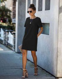 Šaty - kód 4408 - čierná