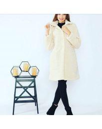 Kabát - kód 1615 - 3 - biela