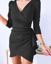 Šaty - kód 32897 - čierná
