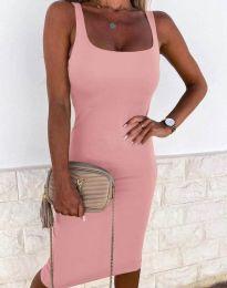Šaty - kód 8899 - ružová