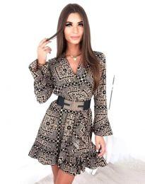 Šaty - kód 2726 - farebná